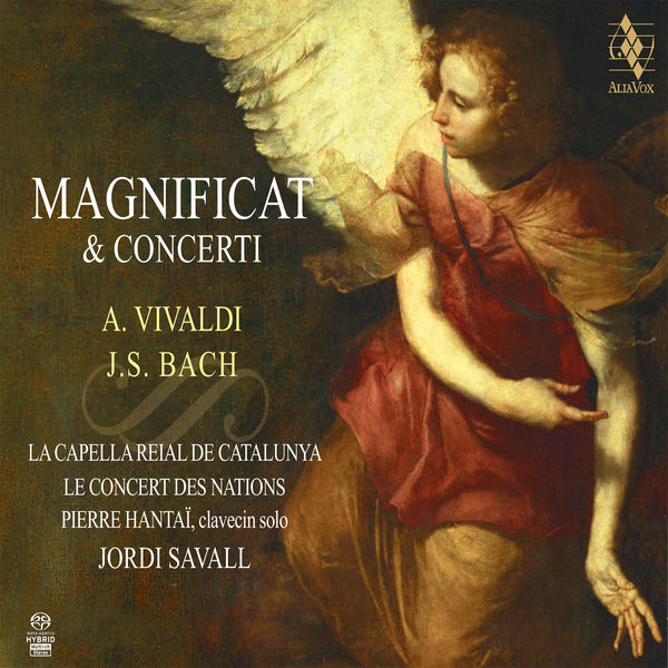 Jordi Savall - Bach - Vivaldi : Magnificat & Concerti