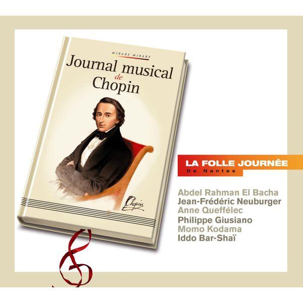 Abdel Rahman El Bacha - Journal musical de Chopin