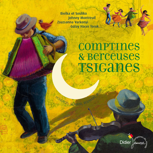 Various Artists - Comptines & berceuses tsiganes
