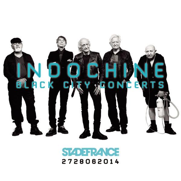 Indochine - Black City concerts