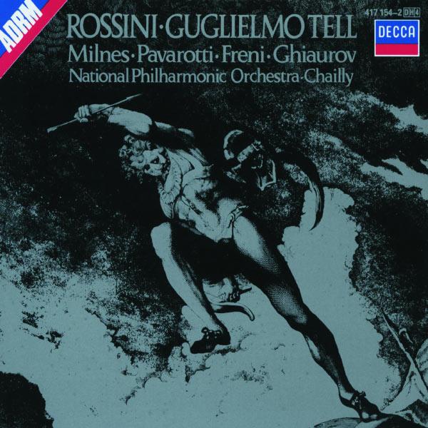 Riccardo Chailly - Rossini : Guglielmo Tell (in Italian)