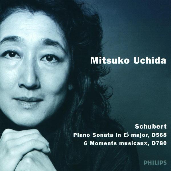 Mitsuko Uchida - Schubert: Piano Sonata D568; 6 Moments musicaux