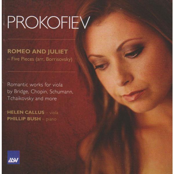 Helen Callus - Romantic Works for Viola
