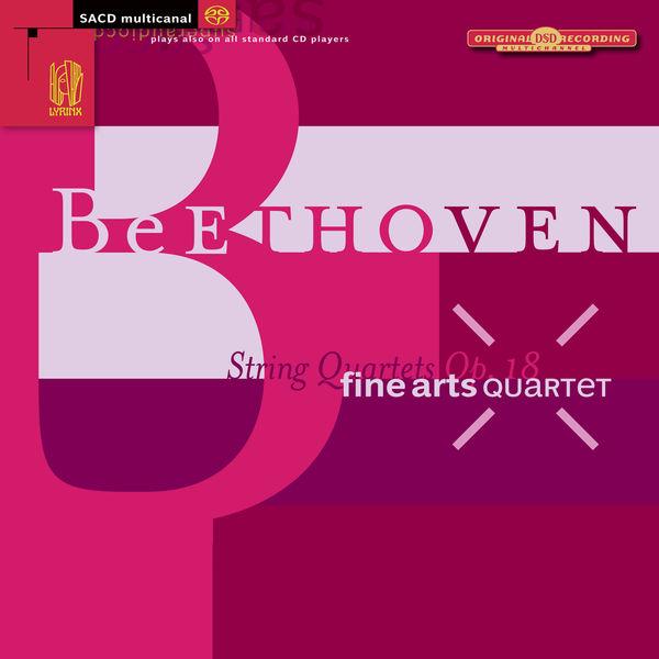 Fine Arts Quartet - Fine Arts Quartet