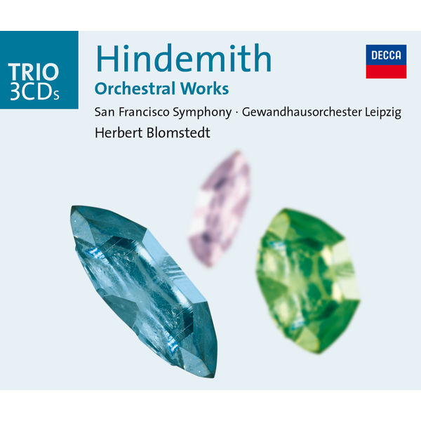 San Francisco Symphony - Hindemith: Orchestral Works