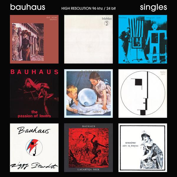 Bauhaus - Singles
