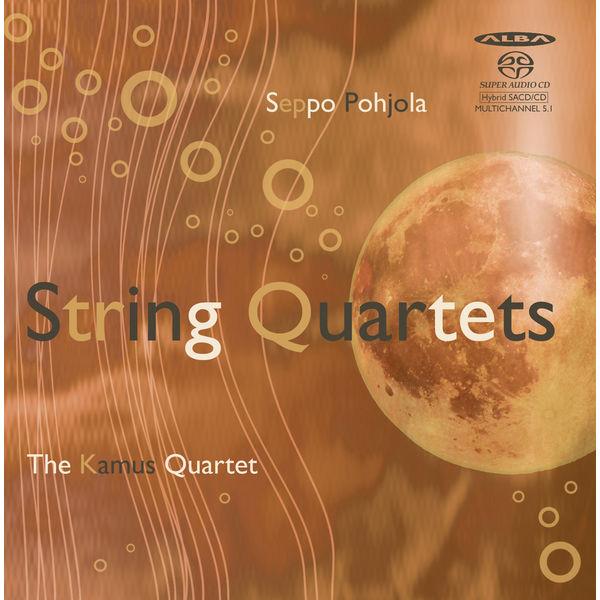 Kamus Quartet - Pohjola: String Quartets