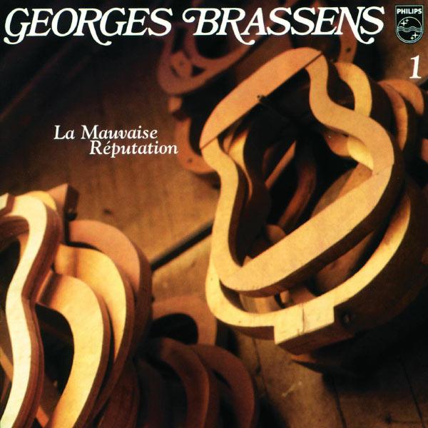 Georges Brassens - La Mauvaise Reputation-Volume 1
