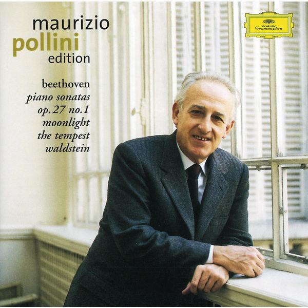 Maurizio Pollini - Beethoven: Piano Sonatas Op.27 No.1 & 2, Op.31 No.2 & Op.53