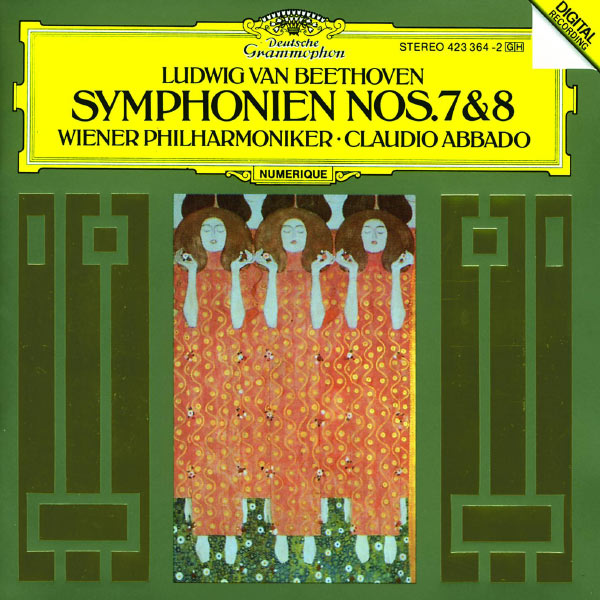 Wiener Philharmonic Orchestra - Beethoven: Symphonies Nos.7 & 8
