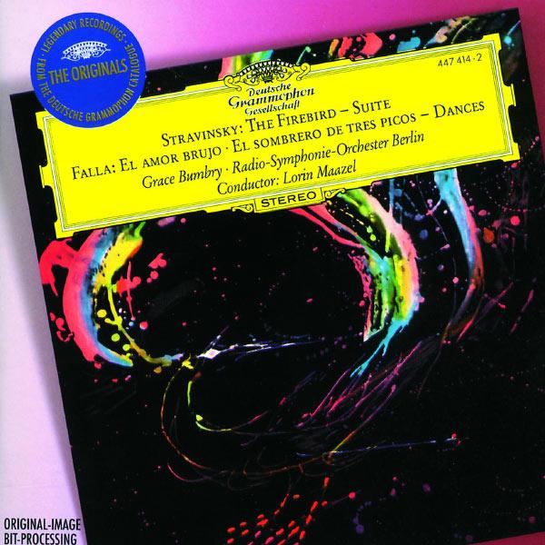 Radio-Symphonie-Orchester Berlin - Igor Stravinsky : The Firebird Suite - Manuel de Falla : El Amor Brujo - El Sombrero De Tres Picos