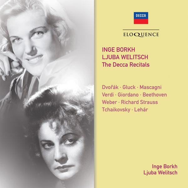 Inge Borkh|Inge Borkh & Ljuba Welitsch : The Decca Recitals