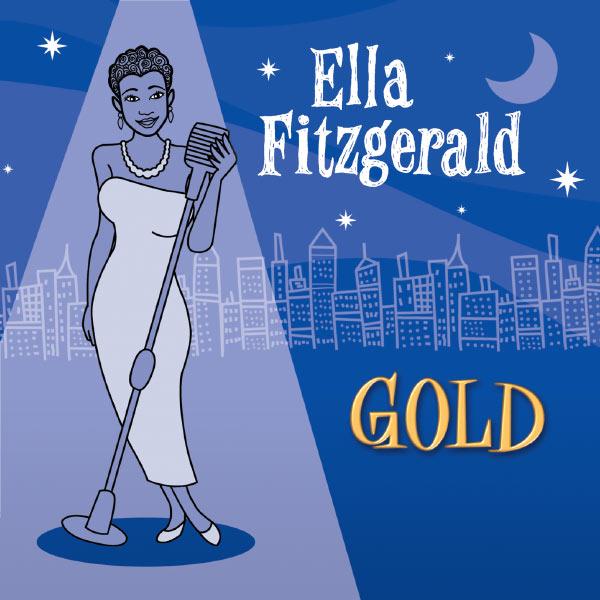 Ella Fitzgerald - Ella Fitzgerald - Gold