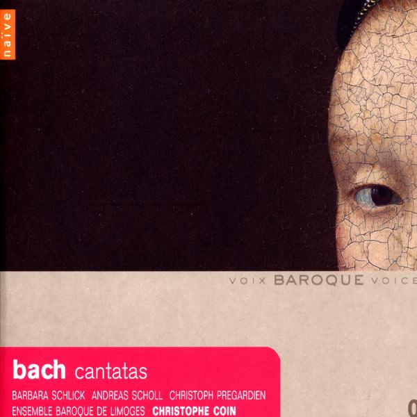 Christophe Coin - Bach: Cantatas with violoncello piccolo