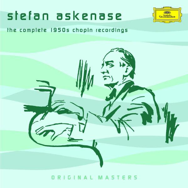 Stefan Askenase - Complete 1950s Recordings on Deutsche Grammophon