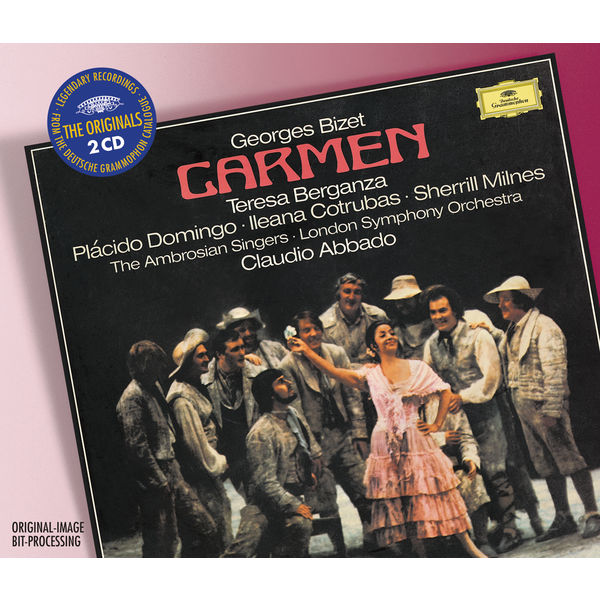 Teresa Berganza - Georges Bizet : Carmen