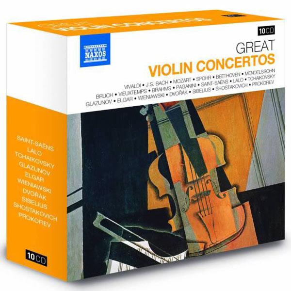 Takako Nishizaki - Great Violin Concertos