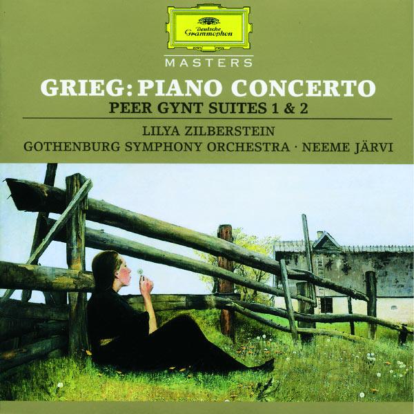 Lilya Zilberstein - Grieg: Piano Concerto; Peer Gynt Suites Nos.1 & 2