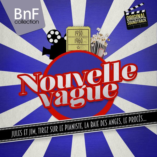 Various Artists - Nouvelle vague (36 Legendary Original Soundtracks)