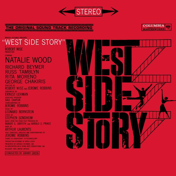 Various Artists - West Side Story (The Original Soundrack Recording, 1961)
