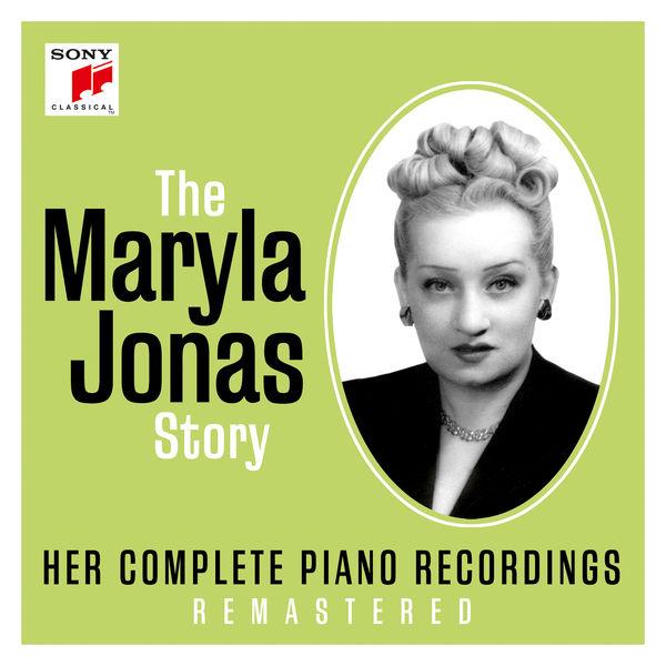 Maryla Jonas - The Maryla Jonas Story - Her Complete Piano Recordings