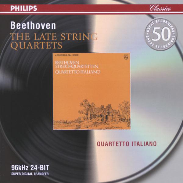Quartetto Italiano - Beethoven: The Late String Quartets