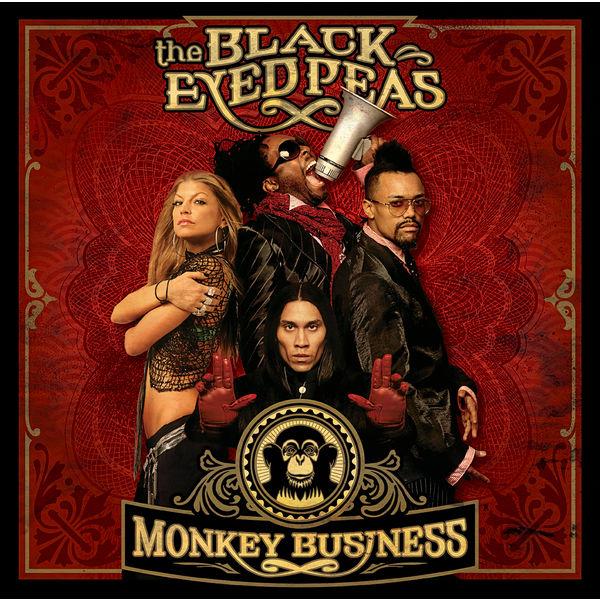 The Black Eyed Peas - Monkey Business