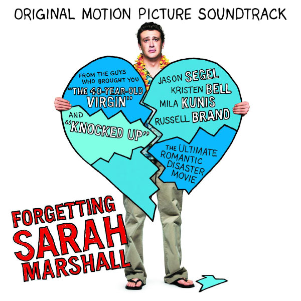 Various Artists - Forgetting Sarah Marshall Original Motion Picture Soundtrack