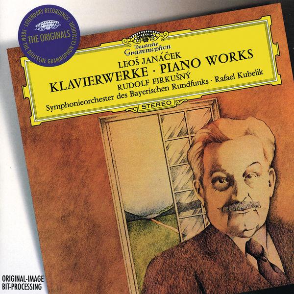 Rudolf Firkusny - Janácek: Piano Works