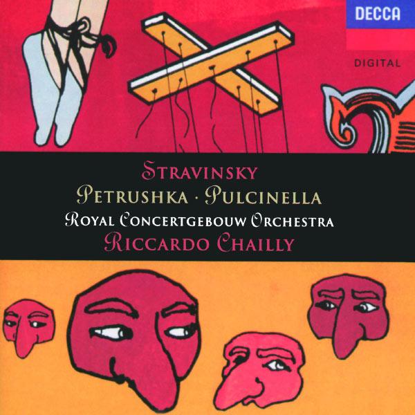 Royal Concertgebouw Orchestra - Stravinsky: Pulcinella; Petrushka