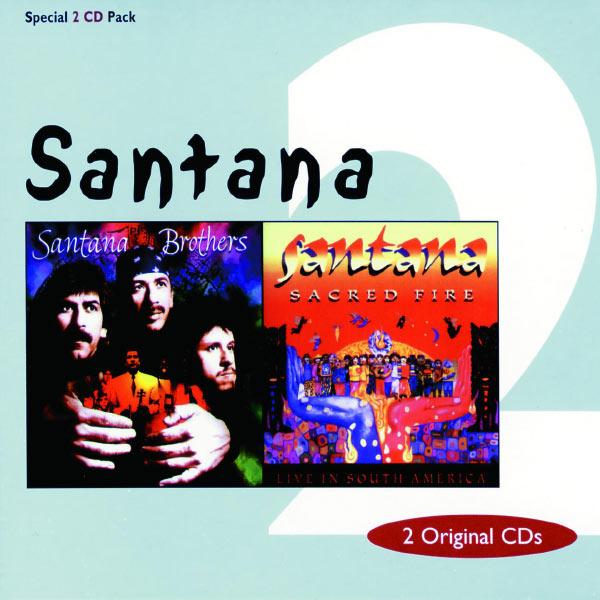 Santana - The Brothers / Sacred Fires