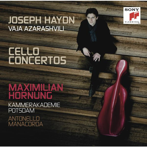Maximilian Hornung - Haydn & Azarashvili: Cello Concertos
