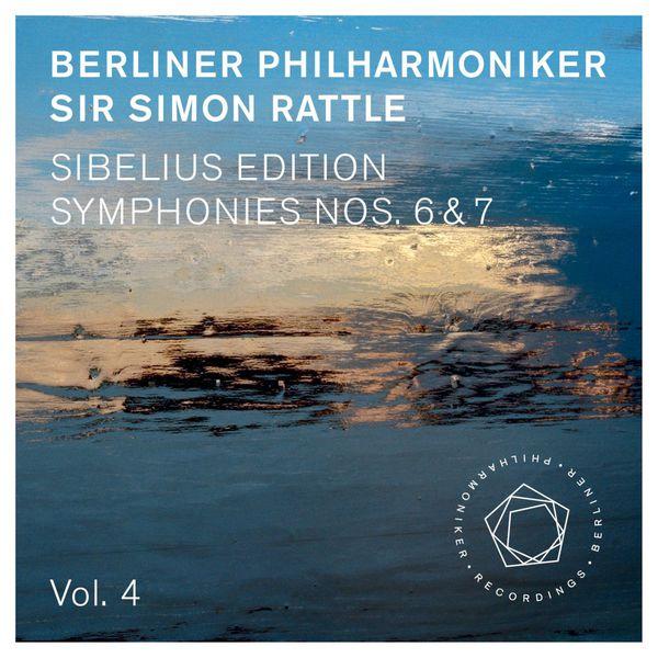 Berliner Philharmoniker - Jean Sibelius: Symphonies Nos. 6 & 7 (Surround Sound 5.0 Edition)