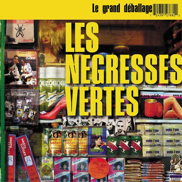 Les Négresses Vertes - Le grand déballage - Best Of