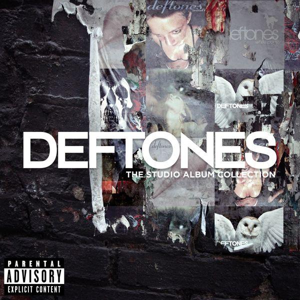 Deftones - The Studio Album Collection