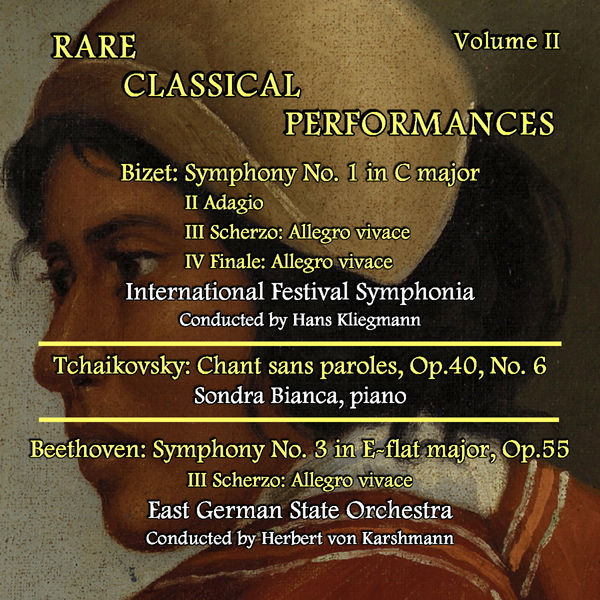 International Festival Symphonia - Rare Classical Performances, Vol. II