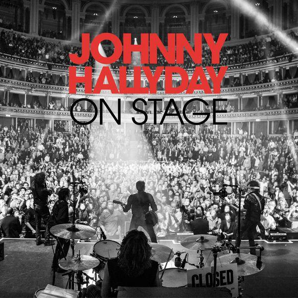 Johnny Hallyday - On Stage
