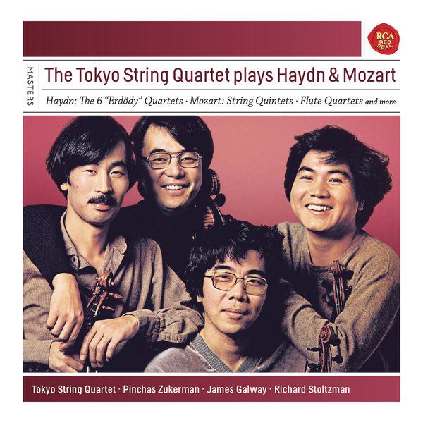 Tokyo String Quartet - The Tokyo String Quartet Plays Haydn and Mozart