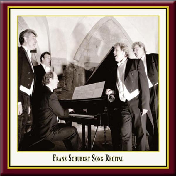 Schubert hoch vier Mannerquartett - Franz Schubert Song Recital