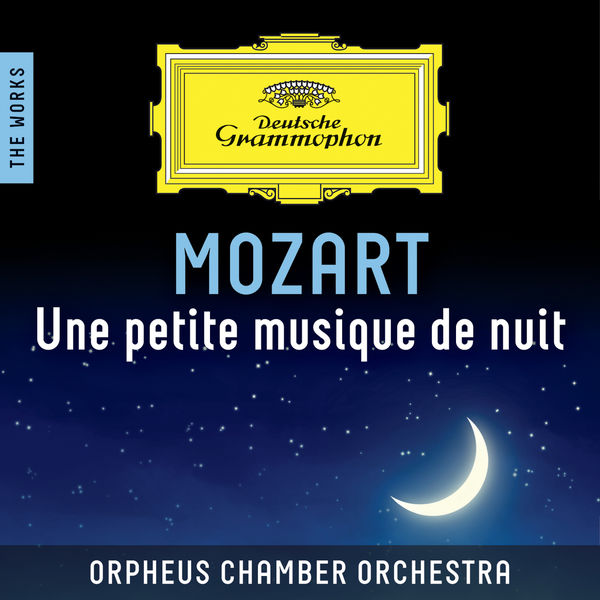 Mozart une petite musique de nuit the works wolfgang for Chamber l orchestre de chambre noir