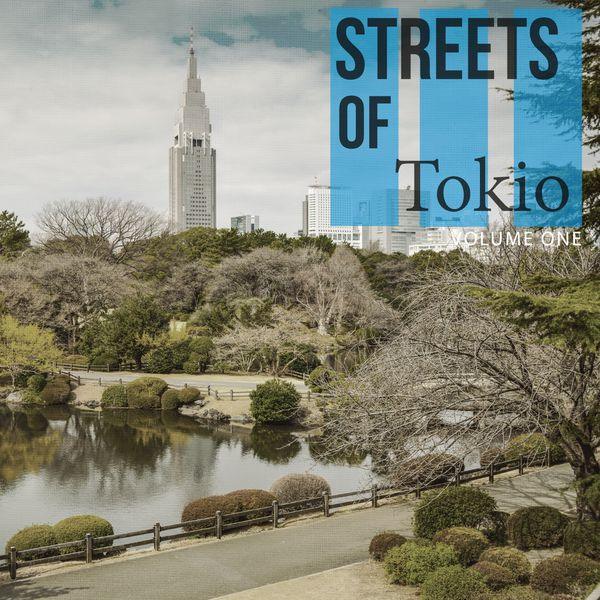 Various Artists - Streets Of - Tokio, Vol. 1 (Wonderful Down Beat & Chill Out Music)