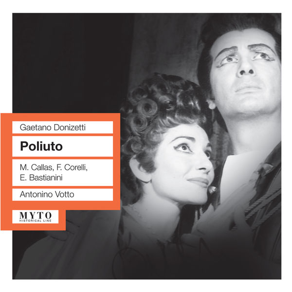 Maria Callas - Poliuto  (Intégrale)