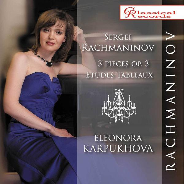 Serge Rachmaninoff - Eleonora Karpukhova plays Rachmaninov