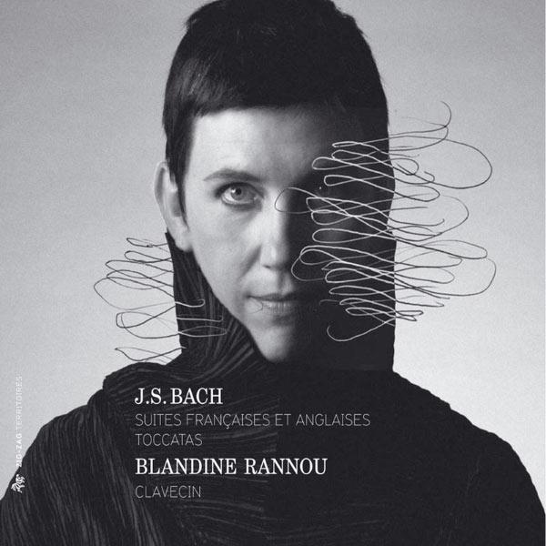Blandine Rannou - Suites Françaises, Suites Anglaises & Toccatas
