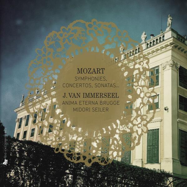Midori Seiler - Mozart : Symphonies, Concertos & Sonatas