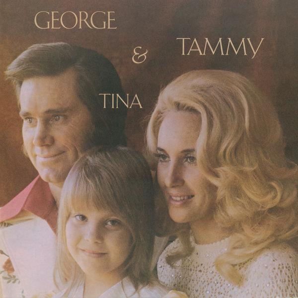 George Jones & Tammy Wynette - George & Tammy & Tina