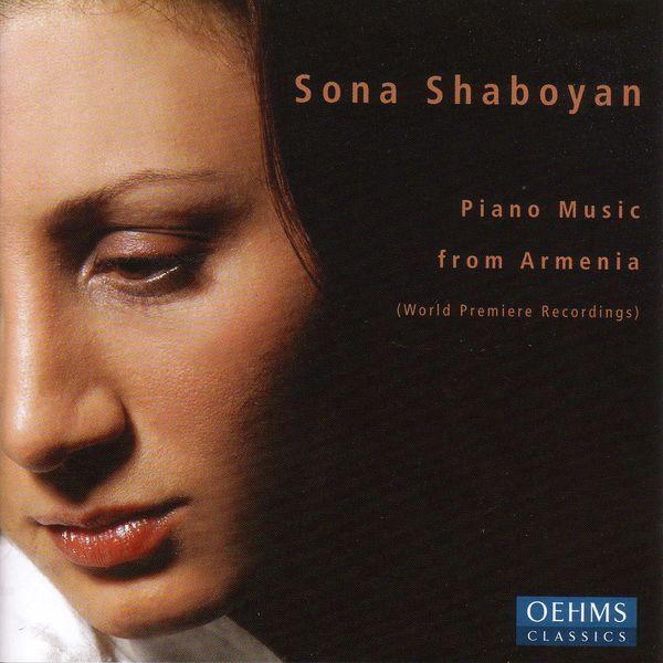 Sona Shaboyan - SHABOYAN, Sona: Piano Music from Armenia