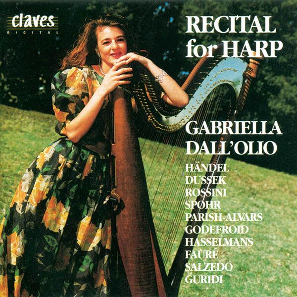 Gabriella Dall'Olio|Recital for Harp