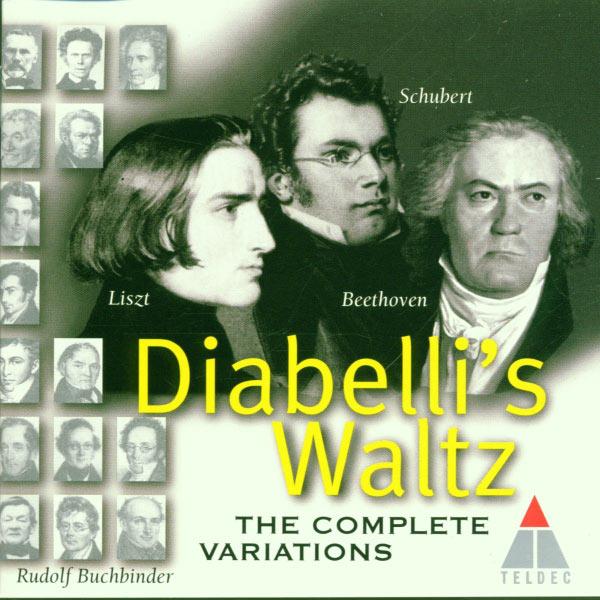 Rudolf Buchbinder - Diabelli's Waltz - The Complete Variations