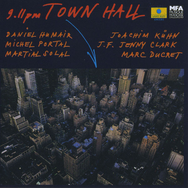 Daniel Humair - 9.11 pm Town Hall (Live)